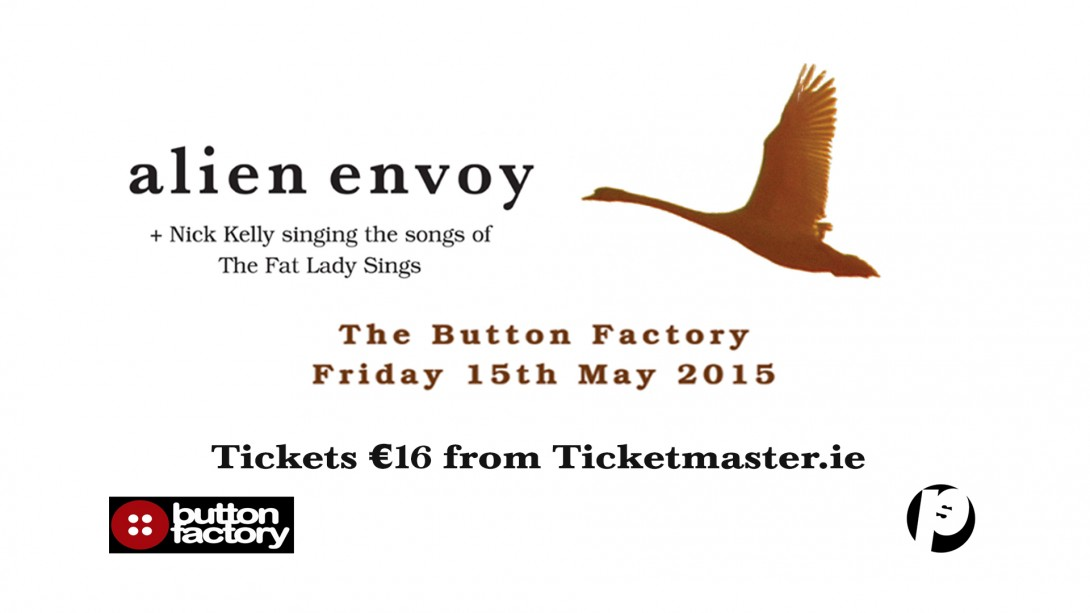 Button Factory Poster